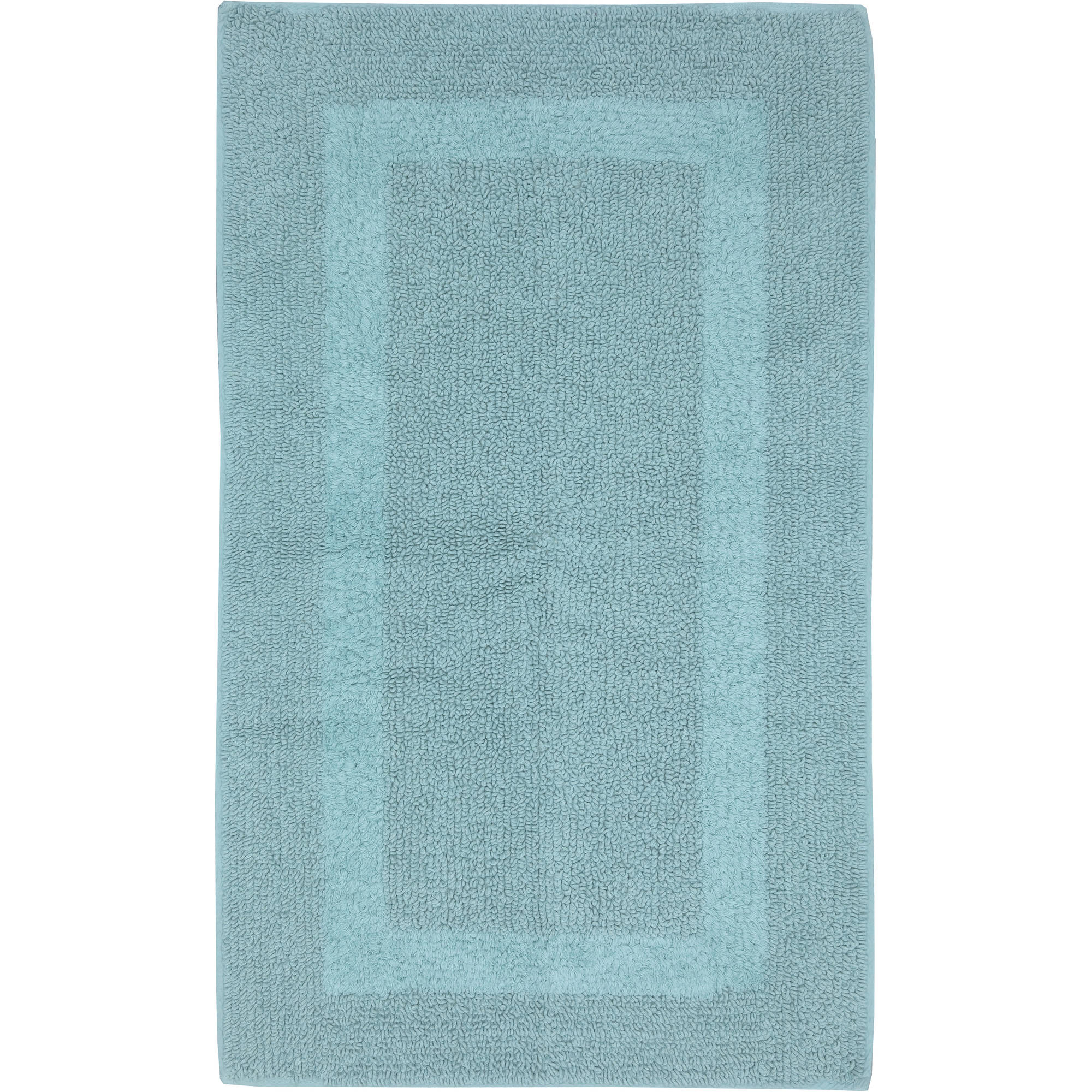 Better Homes and Gardens Cotton Reversible Bath Rug Collection by Mohawk Home