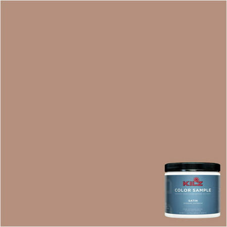 KILZ COMPLETE COAT Interior/Exterior Paint & Primer in One #LB240-02 Dusty (Heritage Bronze Finish)