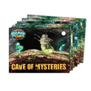 Brave Cave Cards (Pack Of 7-Each Pack Is A Set Of 20 Cards)