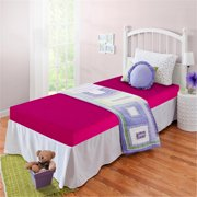 Sleep Master Memory Foam 5 Inch Youth Mattress, Twin, Pink