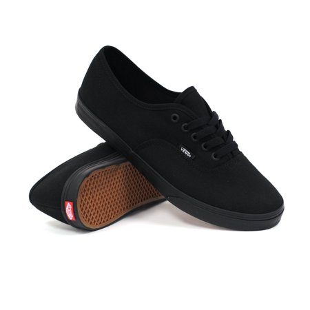 f110b072e25 Vans - Vans Authentic Lo Pro (Black Black) Women s Shoes-10 - Walmart.com