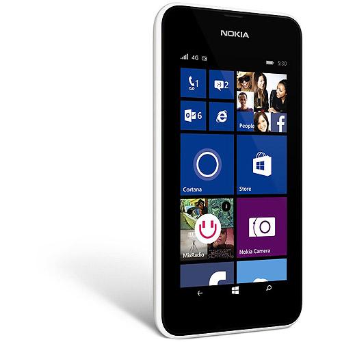 Walmart Family Mobile Nokia Lumia 530 Smartphone