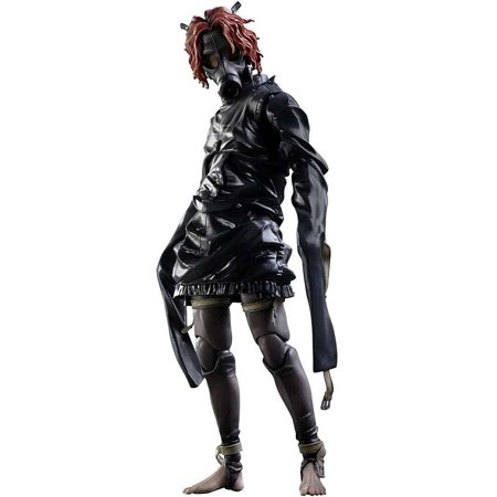 Metal Gear Solid Play Arts Kai Tretij Rebenok Action Figure (Solid Snake Square Enix)