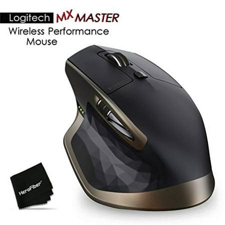 Logitech Wireless Mouse MX MASTER - Compatible with Windows PC, Mac, Laptops ... Logitech Wireless Mouse MX MASTER - Compatible with Windows PC, Mac, Laptops ...