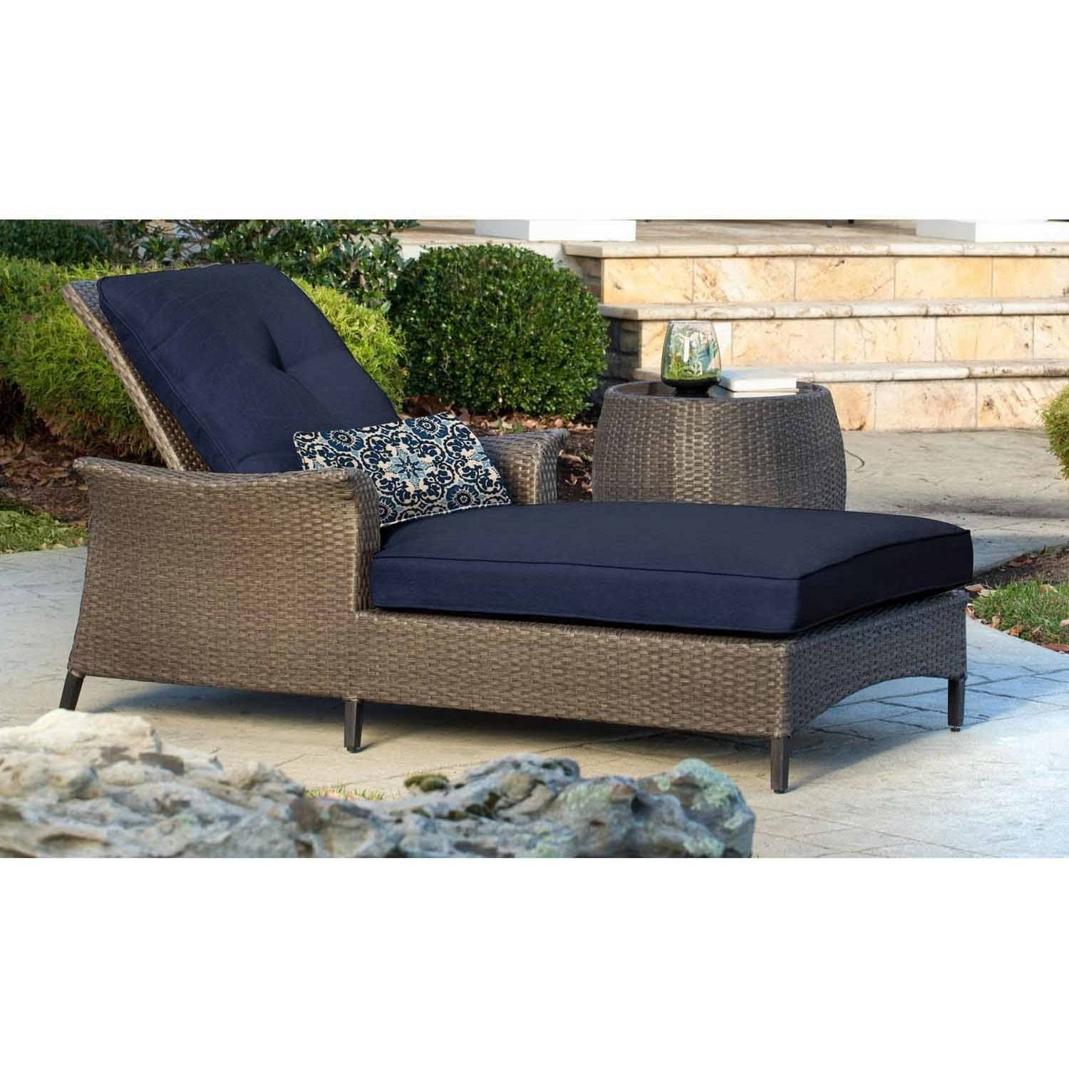 Hanover Outdoor Gramercy 2-Piece Chaise Lounge Set by Hanover Outdoor