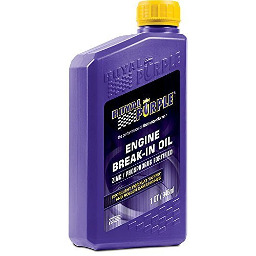 ROYAL PURPLE 11497 Engine Break-In Oil