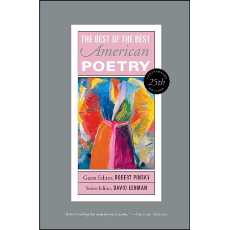 Best of the Best American Poetry : 25th Anniversary