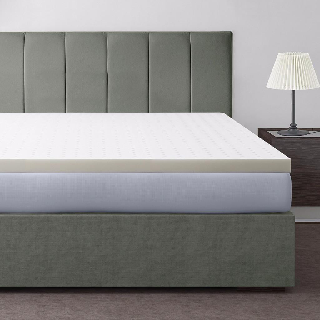 Best Price Mattress 2.5 Inch Memory Foam Topper, Multiple Sizes by Best Price Mattress