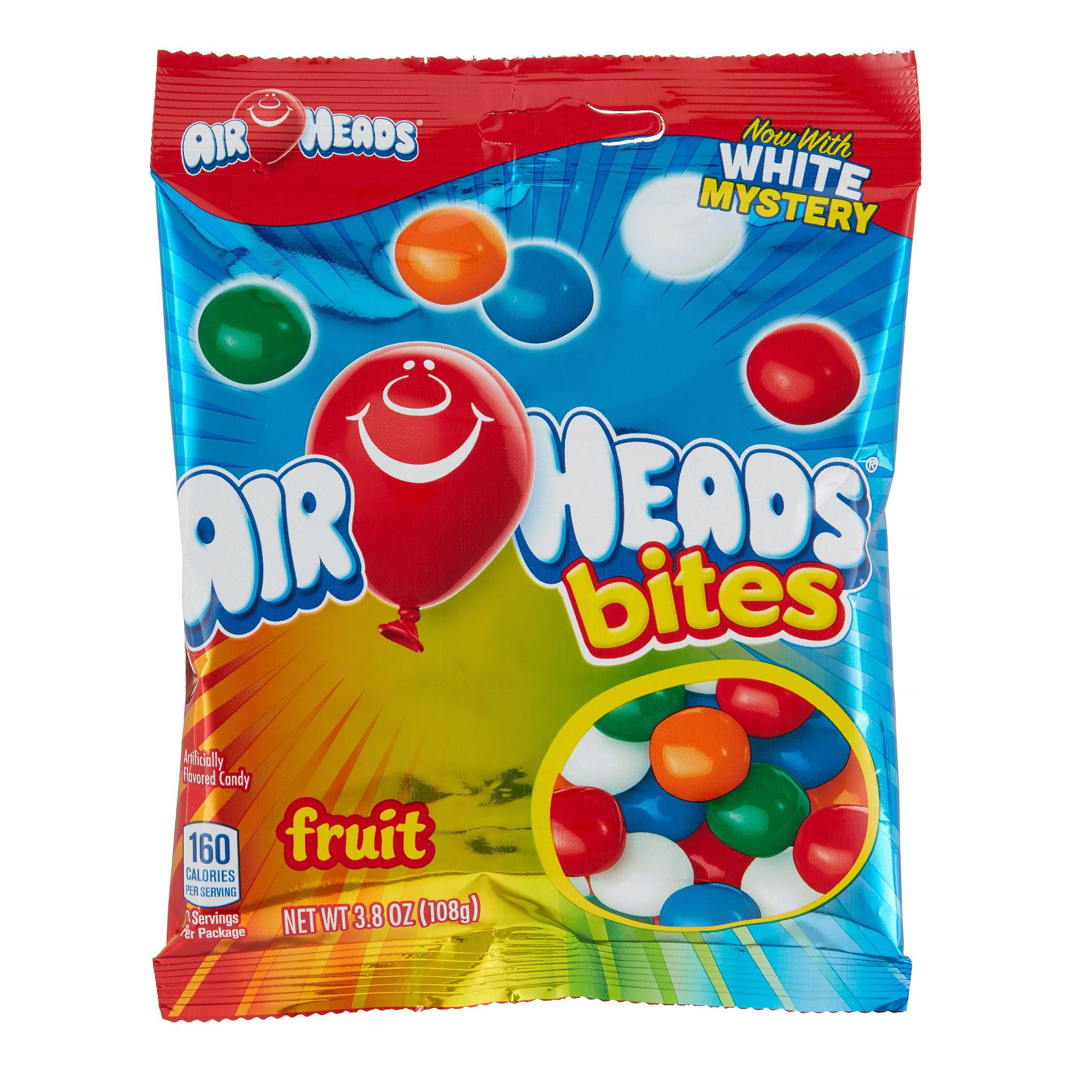 Airheads, Fruit Bites, 3.8 Oz (Pack of 12)