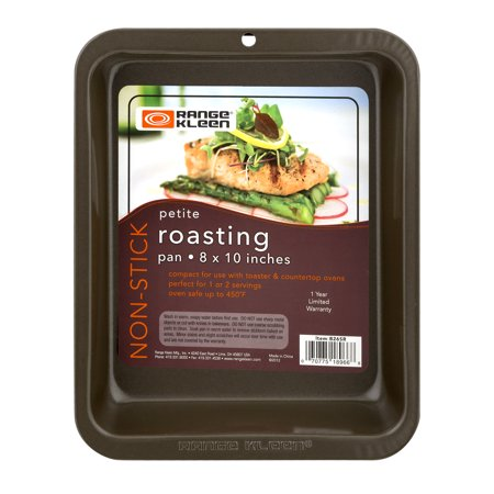 World Cuisine Copper Roasting Pan - Range Kleen Non-Stick Petite Roasting Pan, 1.0 CT