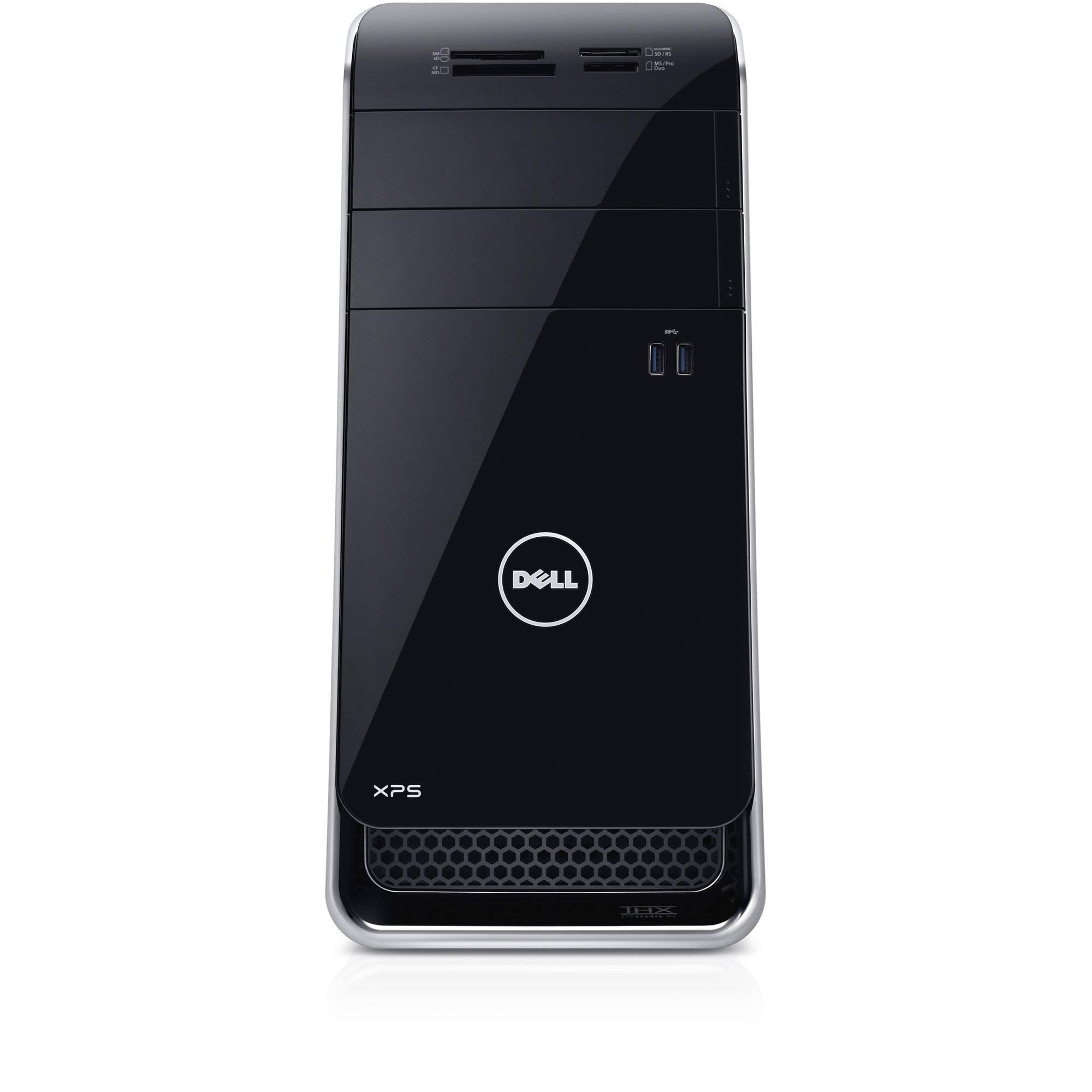 Dell XPS 8900 x8900-1444BLK Desktop PC with Intel Core i7-6700 Processor, 8GB Memory, 1TB Hard Drive and Windows 10 Home... by Dell