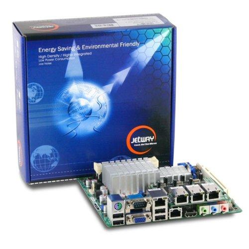 (Bundle Boards Total 5x Gigabit LAN) Jetway NF9D-2550 Int...