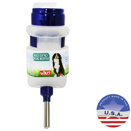 Lixit No Drip Dog Bottle 44 Ounce
