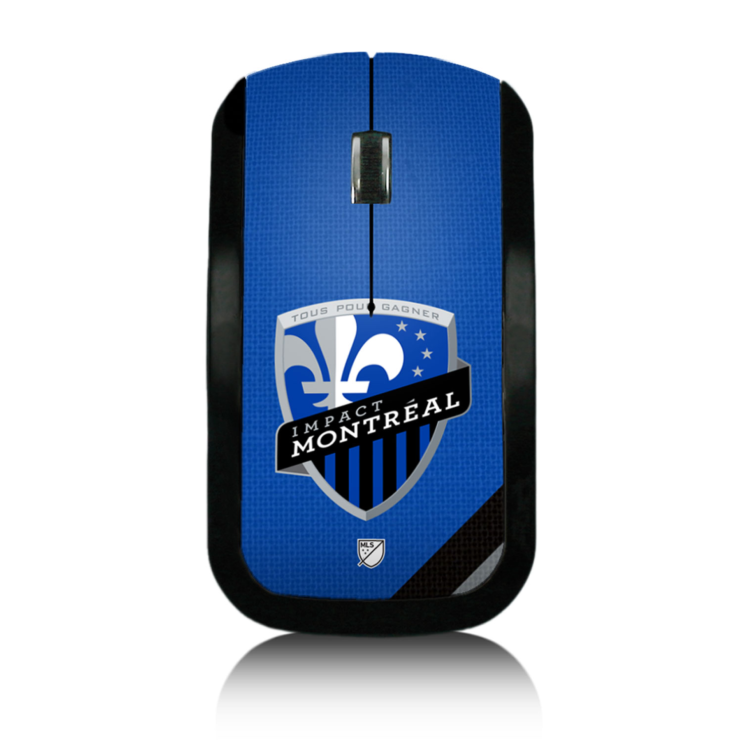 Montreal Impact Wireless USB Mouse MLS
