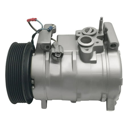 RYC Remanufactured AC Compressor and A/C Clutch GG372 Fits 2003, 2004, 2005, 2006, 2007, 2008, 2009, 2010, 2011 Honda Element (2004 Honda Element Rocker Arm Oil Pressure Switch)