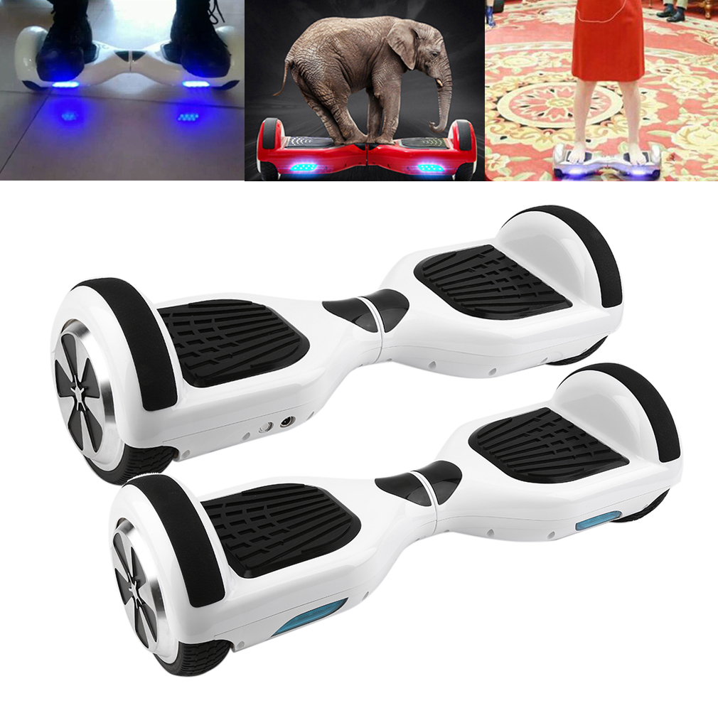 UL6.5 Hoverboard Electric  Self-Balancing Smart Scooter B...
