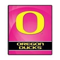 "NCAA Oregon Ducks 3 Ring Binder, 175 Sheet Capacity, 1"" Metal Rings"