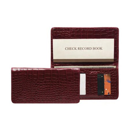 Raika SC 164 WINE Checkbook Cover - Wine