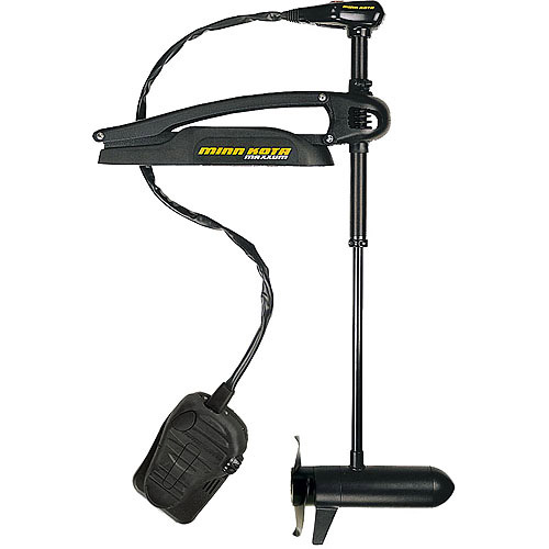 "Minn Kota Maxxum 70 52 Bow-Mount 5-Speed Trolling Motor (70lb Thrust, 52"" Shaft)"