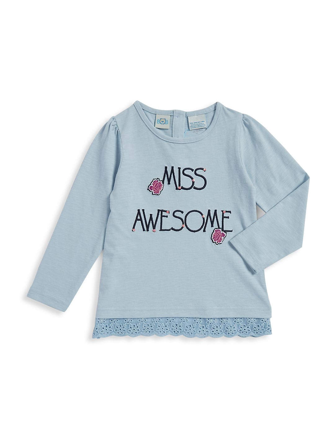 Little Girl's Printed Top