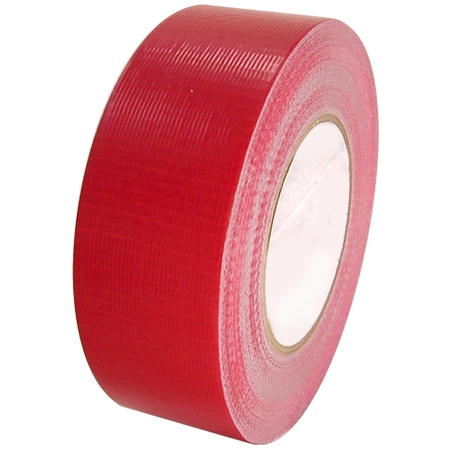 Intertape General Purpose 2 inch x 60  yards Red Duct Tape (9 mil)