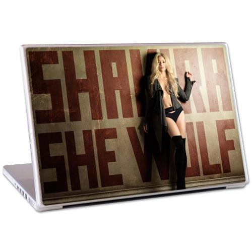 Zing Revolution MS-SHAK30011 15 inch Laptop For Mac and PC- Shakira- She Wolf Skin
