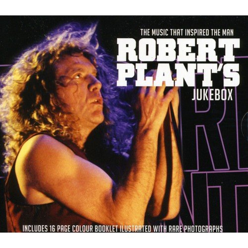Robert Plant's Jukebox