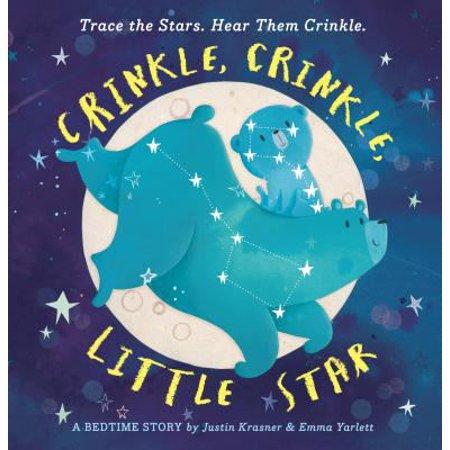 Crinkle  Crinkle  Little Star  Trace The Stars  Hear Them Crinkle