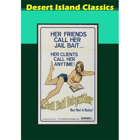 Jail Bait Babysitter DVD Movie 1977