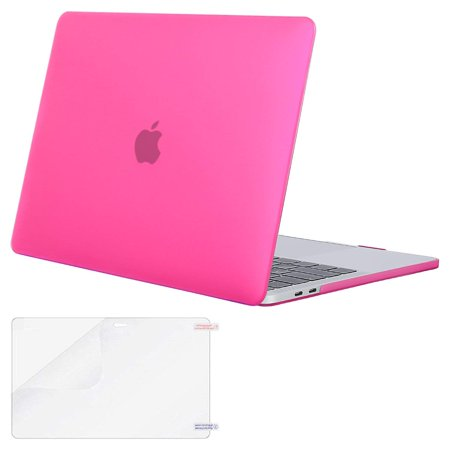 Mosiso Laptop Shell Cover Case for Newest MacBook Pro 15 Inch Touch Bar 2019 2018 2017 MacBook Pro 15 Case