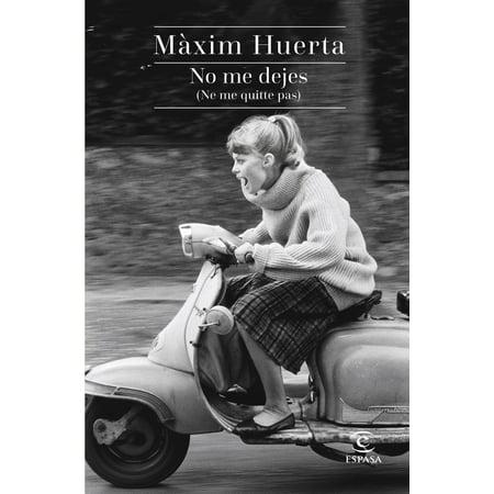 No me dejes (Ne me quitte pas) - eBook (Adexe & Nau No Me Dejes Asi)