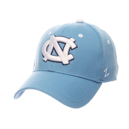 the best attitude 1853f 82cde North Carolina Tar Heels Official NCAA DH Size 6 3 4 Fitted Hat Cap by  Zephyr 593080 - Walmart.com