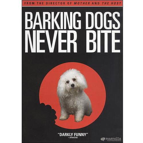 Barking Dogs Never Bite (Korean) (Widescreen)