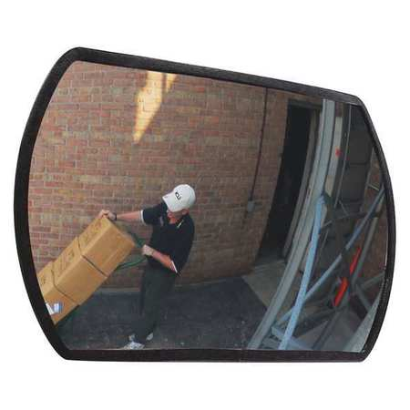 Outdoor Convex Mirror, See All Industries, PLXO2030