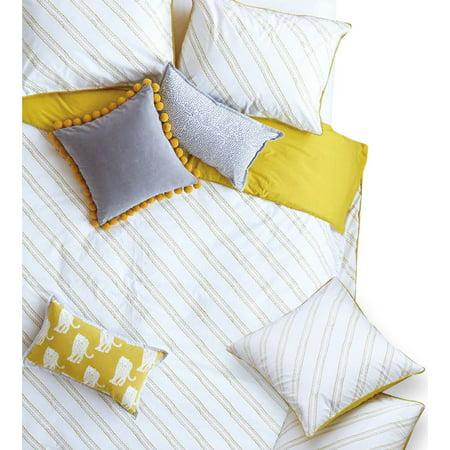 Jay St  Block Company West Elm Evans Cotton Printed Pillow Sham