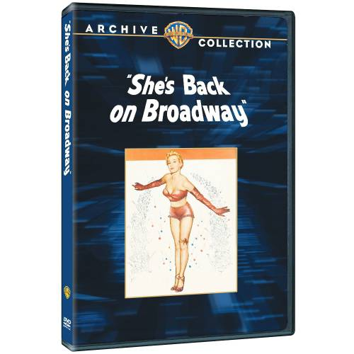She's Back On Broadway (1953) (Full Frame)