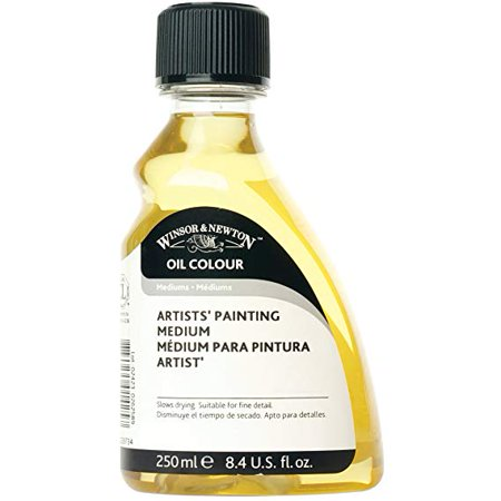 Winsor & Newton - Winton Oil Painting Medium - 250ml