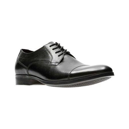 Men's Clarks Conwell Cap Toe Shoe (Apt 9 Duvall Mens Cap Toe Dress Shoes)