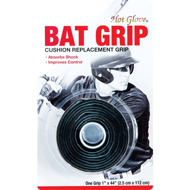 Unique Pro Sport Baseball-Softball Replacement Bat Grip Tape-Black