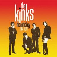 The Kinks: The Anthology 1964 - 1971 (5CD)