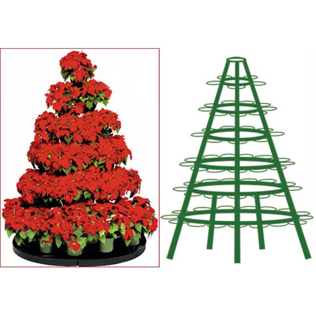 Creative Display Rack 106FB 6.5 ft. Full Round Tree Rack