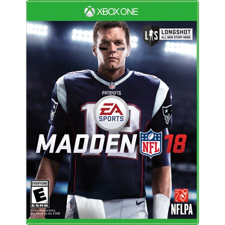 Madden NFL 18, Electronic Arts, Xbox One,