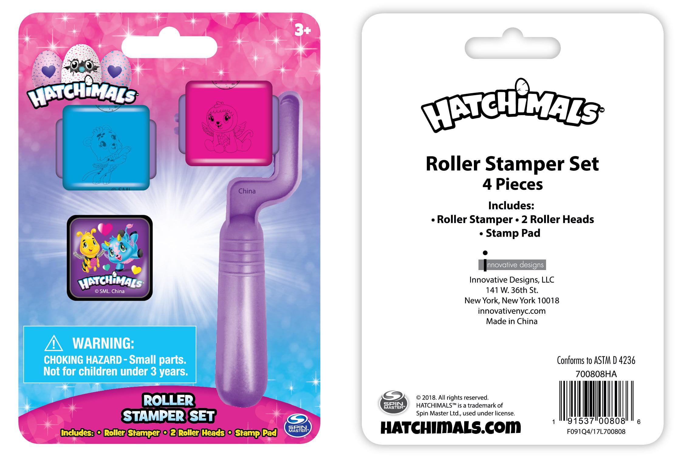 License Hatchimals Roller Stamper - Walmart.com