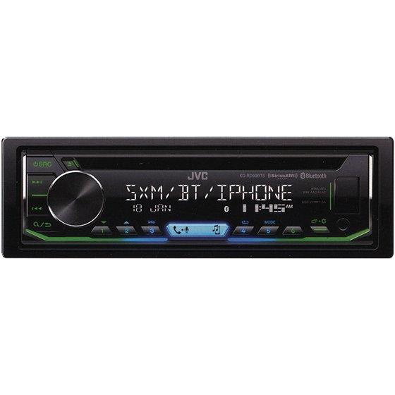 Car Radio Cd Player, Satellite Ready Mp3 Usb Aux Car Bluetooth Cd Player