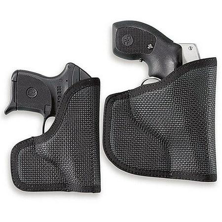 DESANTIS GUNHIDE NEMESIS POCKET COLT DEFENDER/OFFICER GLOCK 17/19/22/23/31/32/36 SLICK PACK CLOTH (Officers Cloth)