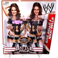 WWE Wrestling Series 15 Brie Bella & Nikki Bella Action Figure 2-Pack