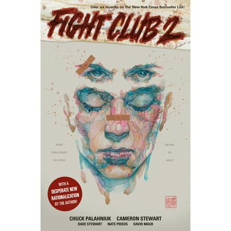 Fight Club 2 (Graphic Novel) (Best Chuck Palahniuk Novel)