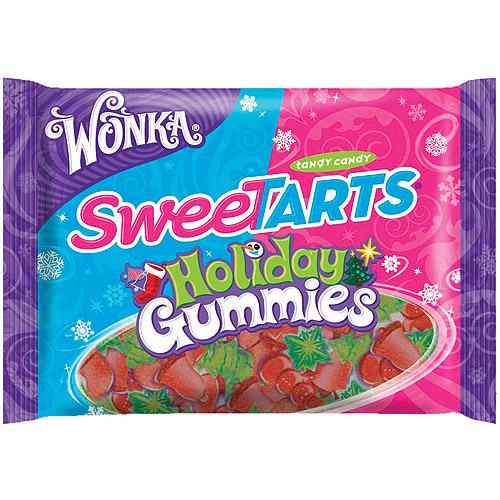 Wonka Sweetarts Gummy Bag Xmas