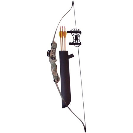 SA Sports Axis Recurve Youth Bow Set (Best Recurve Bow For Women)