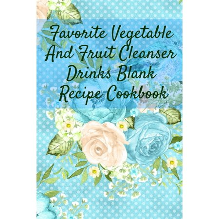 Favorite Vegetable And Fruit Cleanser Drinks Blank Recipe Cookbook: Blank Recipe Meal Plan & Recipe Pages For Detoxing Smoothis, Shakes & Juices - Health & Fitness Journal For Writing Your Personal Ve The Green Smoothie Cleanse is a unique and personalized approach for frequent dieters. A medical professional will devise a healthy meal plan just for you based on your age, weight, occupation and more. The Green Smoothie Cleanse Diet ultimately helps you control your weight with scientific knowledge. This is the best diet for anyone who wants something to work when other fad diets have been less than ideal. A journaling notebook will be a wonderful way to document the progress of your weight loss journey. You can describe the ups and downs of the transition as you begin your weight loss meals for a brighter and healthier future. You can write down your experience as it relates to the various issues you are facing during your diet, for example: fitness, meal plans, recipes you'd like to try out, weight loss goals, calories intake, water consumption, weekly progress, eating habits, health issues that relate to your dieting progress, your favorite recipe of the day, week and month, your success story, size and measurement of your body, results you get daily, weekly and monthly, lunch, breakfast, and dinner recipes, and more. You can get very creative and take inspiration from your experience as you progress through your diet. Get started with this useful productivity dieting journal and notebook today and become a happy & lean new YOU tomorrow! Start your exciting gut diet journaling journey today...Click the buy button now!About this journal: Size: 6  x 9  Page count: 120 Blank Vegetable And Fruit Cleanser Drink Recipe Pages Cover: Soft, Matte Binding: Perfect binding, non-spiral